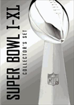 NFL Super Bowl Collection I - XL