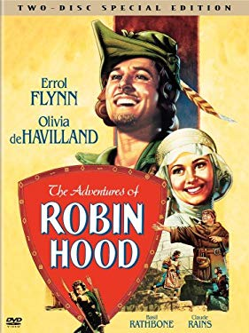 The Adventures of Robin Hood 0012569513129