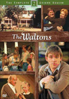 The Waltons: The Complete Second Season 0012569681392