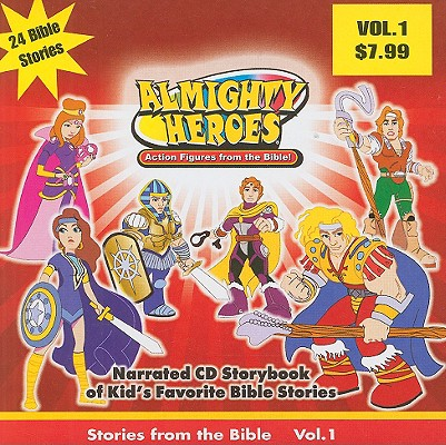 Almighty Heroes, Vol. 1: Stories from the Bible