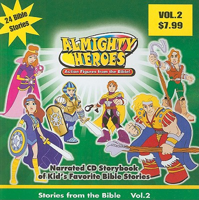 Almighty Heroes, Vol. 2: Stories from the Bible