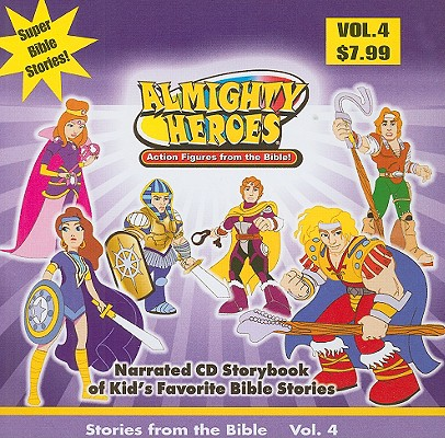 Almighty Heroes, Vol. 4: Stories from the Bible