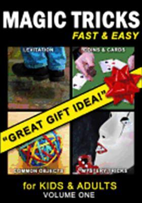 Magic Tricks: Fast & Easy Volume 1