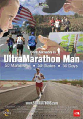 Ultramarathon Man: 50 Marathons, 50 States, 50 Day