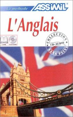 L'Anglais [With Book] 9782700520521