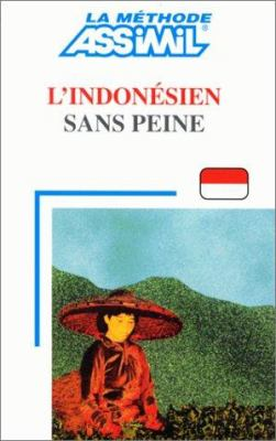 L'Indonesien Sans Peine 9782700501896