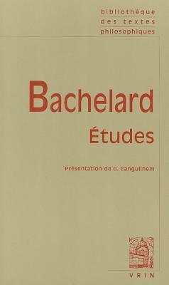 Etudes (Bibliotheque Des Textes Philosophiques - Poche) (French Edition)