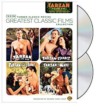 TCM Greatest Classic Films Collection: Tarzan - Volume One (Tarzan the Ape Man / Tarzan Escapes / Tarzan Finds a Son! / Tarzan and His Mate)