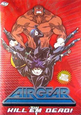 Air Gear 6: Kill 'em Dead