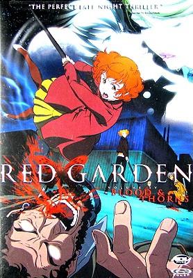 Red Garden Volume 4: Blood & Thorns