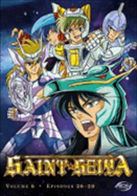 Saint Seiya Volume 6: Silver Assassins