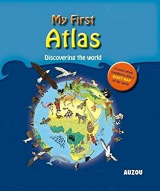 My First Atlas: The Discovery of the World 9782733821480