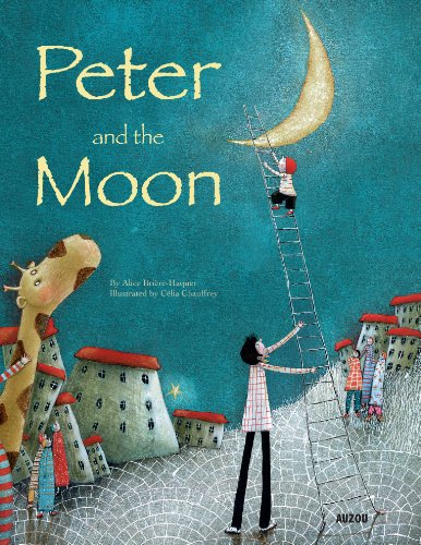 Peter and the Moon 9782733819401