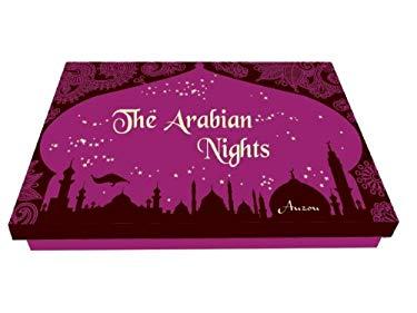 The Precious Box of the 1001 Arabian Nights 9782733821503