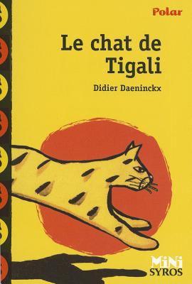Chat de Tigali 9782748505689