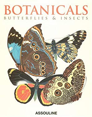 Botanicals: Butterflies & Insects 9782759402694
