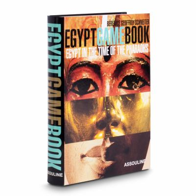 Egypt Game Book: Egypt in the Time of the Pharaohs 9782759401758