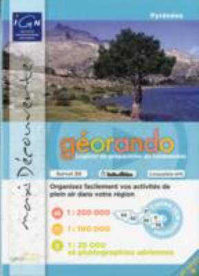 Pyrenees Georando: IGN.DVDG208 9782758523024