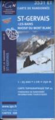 St-Gervais-les-Bains Et Mont Du Mont Blanc 9782758510628