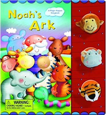 Noah's Ark (Finger Puppet Storybook series) 9782764124208