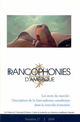 Francophonies D'Amerique 27 9782760307155