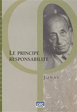 LE PRINCIPE RESPONSABILIT - HANS JONAS