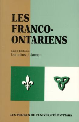 Les Franco-Ontariens 9782760302686
