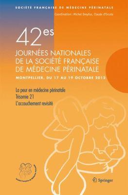 42e Journ Es Nationales de M Decine P Rinatale 9782817803845