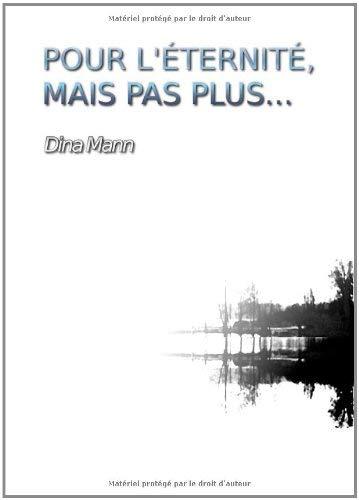 Pour L' Ternit, Mais Pas Plus... 9782810602681