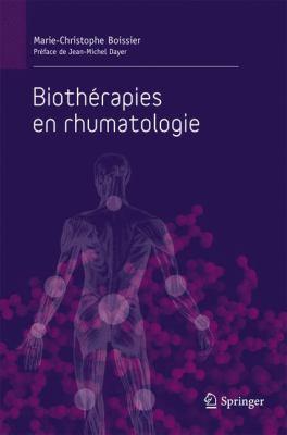 Biotherapies En Rhumatologie 9782817801230
