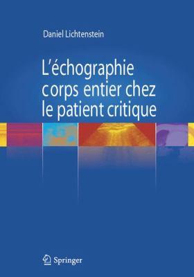 L Chographie Corps Entier Chez Le Patient Critique 9782817802268