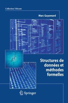 Structures de Donn Es Et M Thodes Formelles 9782817801995