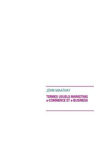 Termes Usuels Marketing Internet 9782810604715