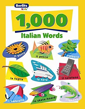 1,000 Italian Words 9782831565514