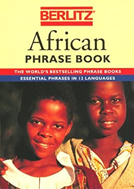 Berlitz African Phrase Book 9782831551845