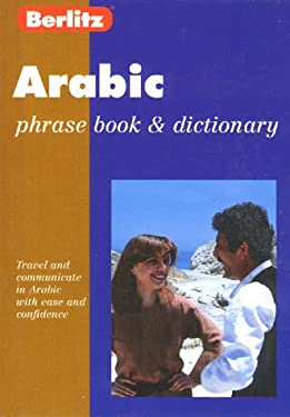 Berlitz Arabic Phrase Book & Dictionary 9782831562643