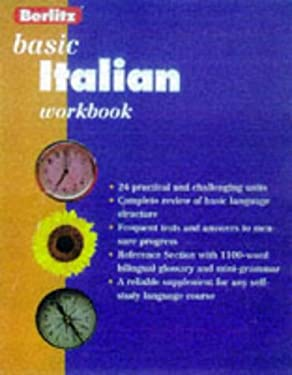 Berlitz Basic Italian Workbook: Level One 9782831563503