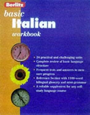 Berlitz Basic Italian Workbook: Level One
