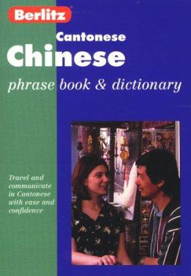 Berlitz Chinese-Cantonese: With Book 9782831562711