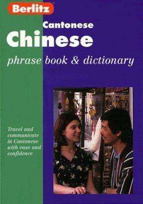 Berlitz Chinese-Cantonese Phrase Book