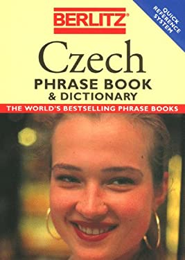Berlitz Czech Phrase Book and Dictionary 9782831508696