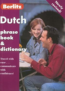 Berlitz Dutch Phrase Book and Dictionary 9782831571997