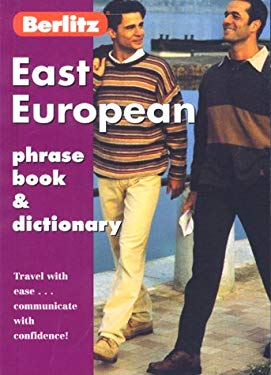 Berlitz East European Phrase Book 9782831577333