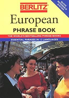Berlitz European Phrase Books 9782831515205