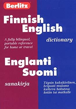 Berlitz Finnish English Dictionary 9782831563091