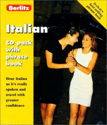 Berlitz Italian CD Pack [With Italian Phrase Book & Dictionary] 9782831578491