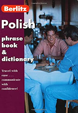 Berlitz Polish Phrase Book 9782831571973
