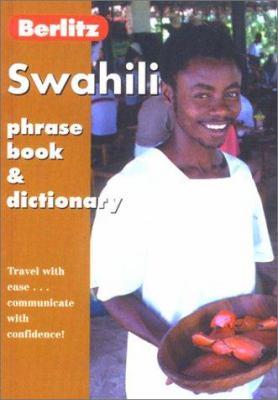 Berlitz Swahili Phrase Book 9782831562056