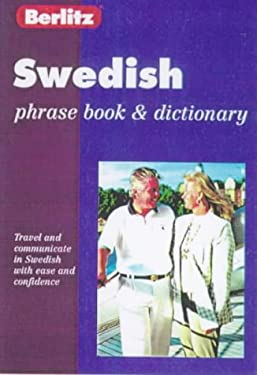 Berlitz Swedish Phrase Book and Dictionary 9782831508863