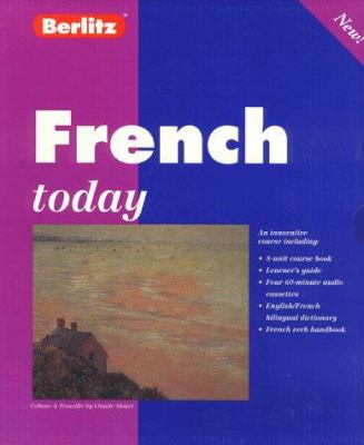 French Today [With 160 Pg Course Book] 9782831561950